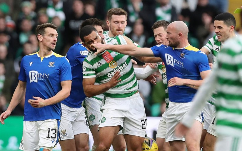 Image for Celtic: Many fans discuss Saints controversy