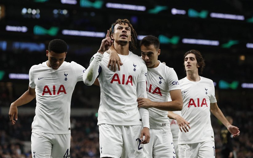 Image for Tottenham: Spurs fans buzzing as Nuno drops Dele Alli against Aston Villa