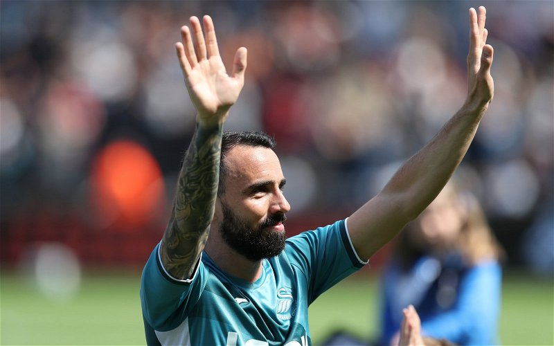 Image for Swansea City: Fans react to Leon Britton news