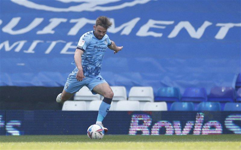 Image for Coventry City: Fans react to Matt Godden's suspension