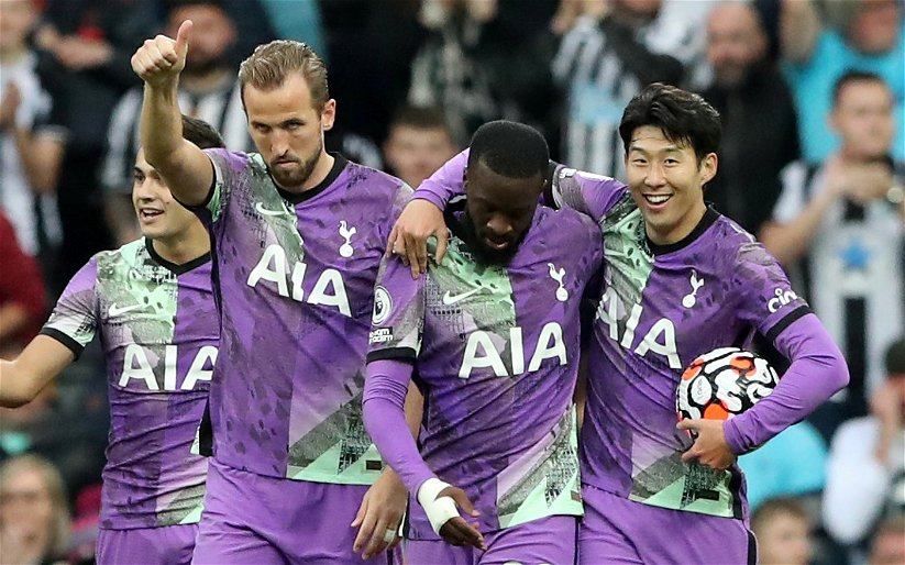 Image for Tottenham: Spurs fans laud Tanguy Ndombele performance against Newcastle