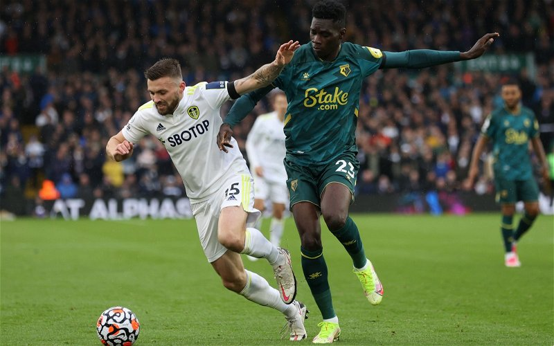 Image for Leeds United fans discuss Stuart Dallas' performance against Watford