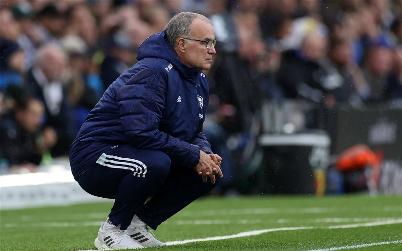 Image for Leeds United: Leeds fans fume as Bielsa leaves out Phillips and Raphinha against Southampton
