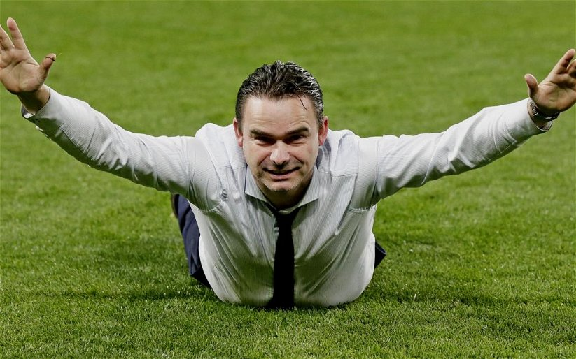 Image for Newcastle United: Fans react to Marc Overmars links