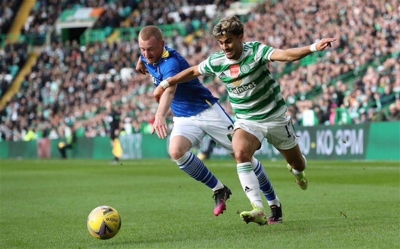 Image for Celtic: Many fans delighted with Cameron Carter-Vickers